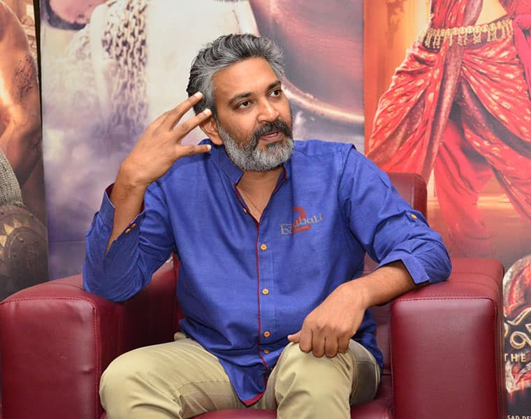 has chief minister Naidu rejected the suggestion of Rajamouli