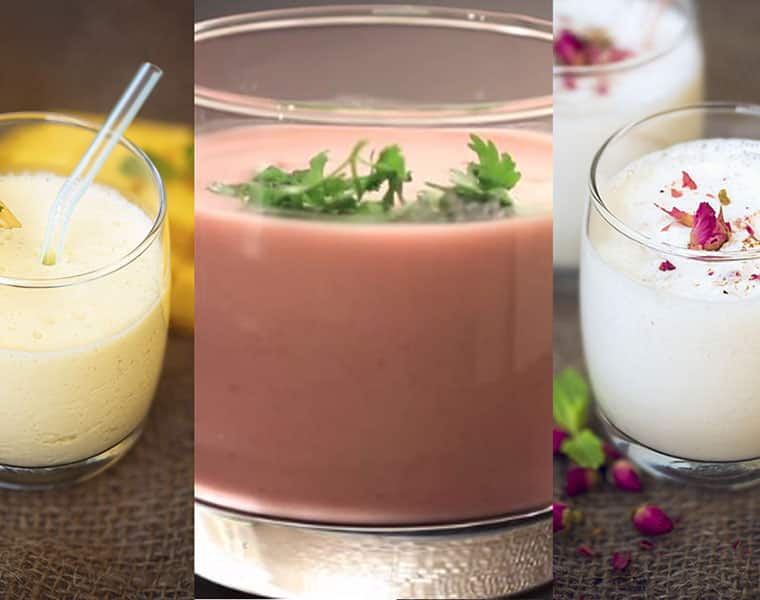 Lassi lands in London, thanks to Indian author Radha Bhatia
