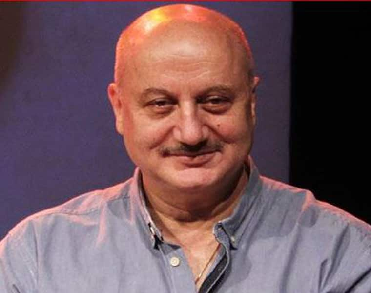 Former FTII chairman Anupam Kher didn't have a team for 11 months