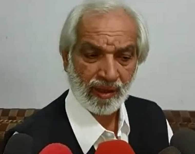Will commit suicide if any link with Pak spy ring is found says Munawwar Saleem