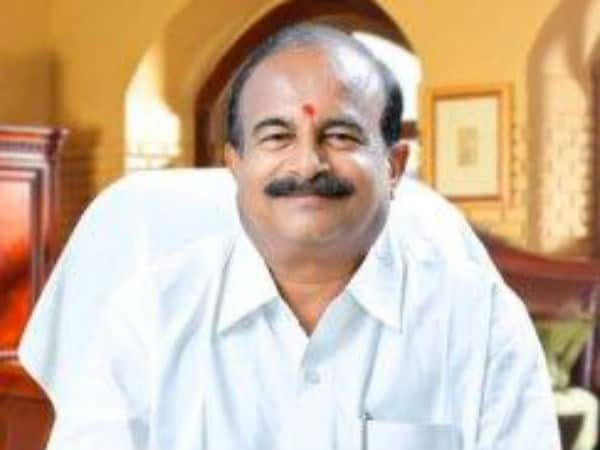 The environmental minister Karuppananne has also claimed that the sewage mixed in the Naialal River in Tirupur district is a cold detergent in people's soap.