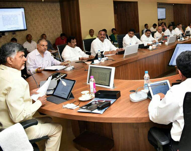 Ap cabinet approves sit report on vizag land records tampering