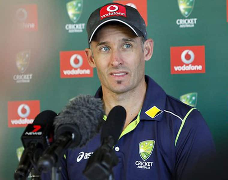 Melbourne Test Cricketer Michael Hussey Advice India to Consider 3rd Test