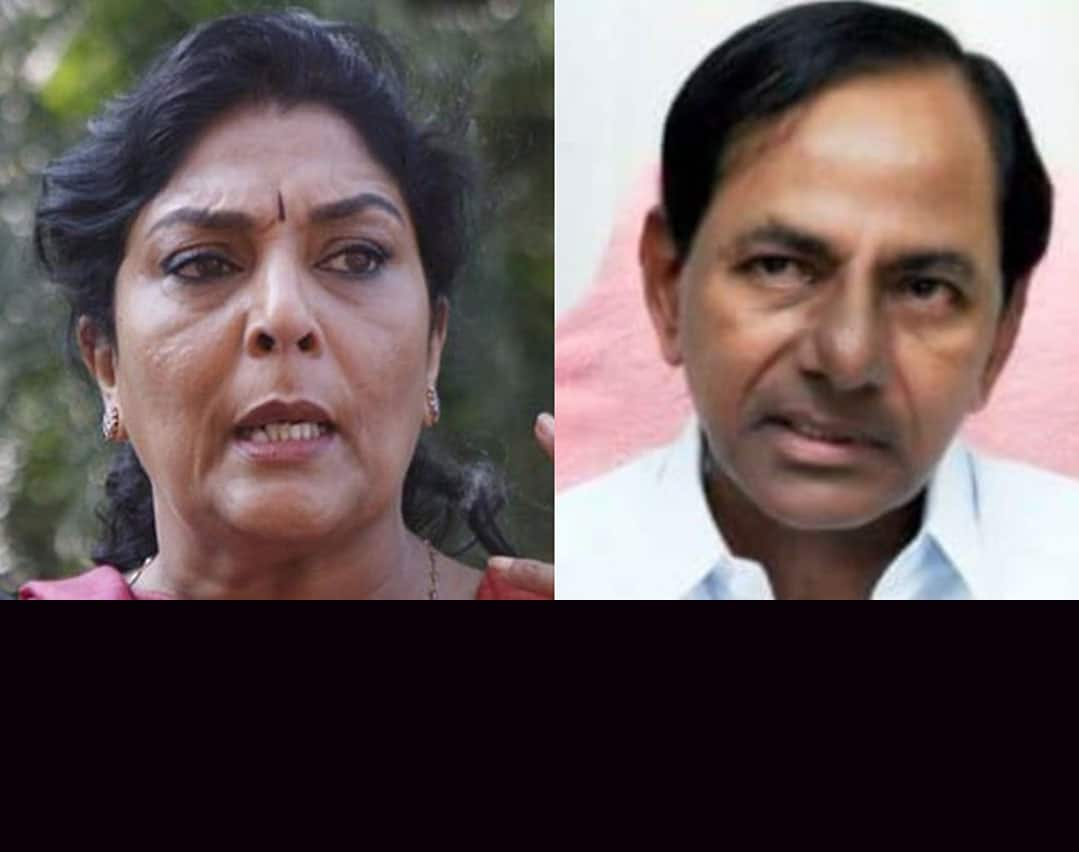 levying GST on tongue alone could stop  KCRs from telling lies to public says Renuka