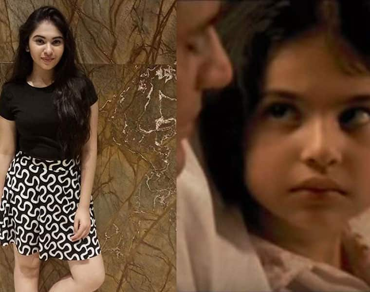 The small girl in No smoking advertisement now heroine of Kannada film