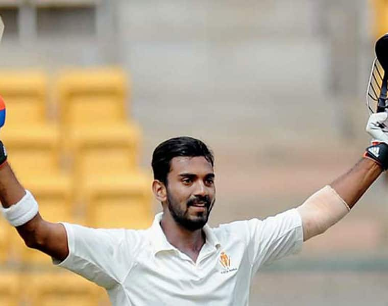 KL Rahul added to India squad for 2nd Test