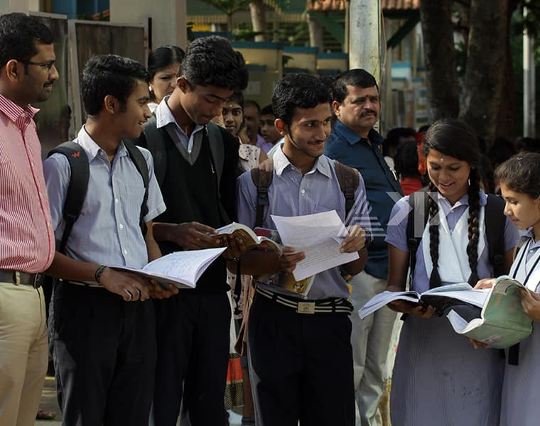 +2 and 10th student exam times will be reduced