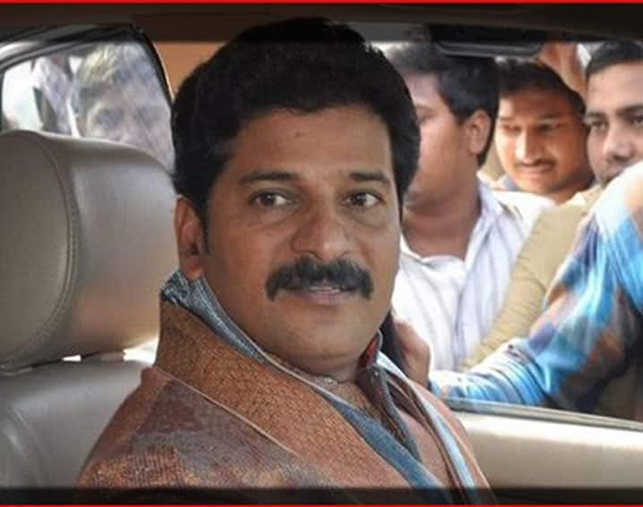 where is revanth reddy
