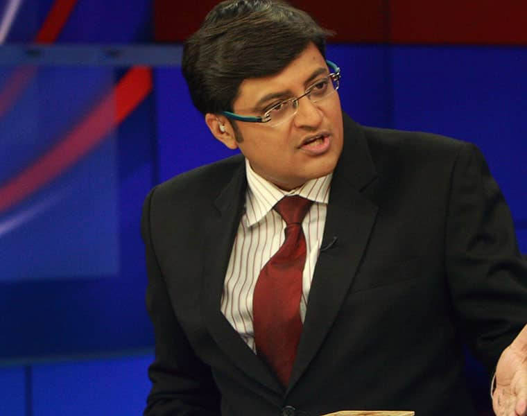 Arnab Goswami quits Times Now  might start his own news venture