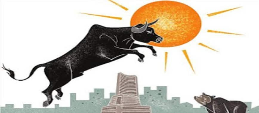 Sensex Conquers 37,000 Peak, Nifty At All-Time High Of 11,179: 10 Points