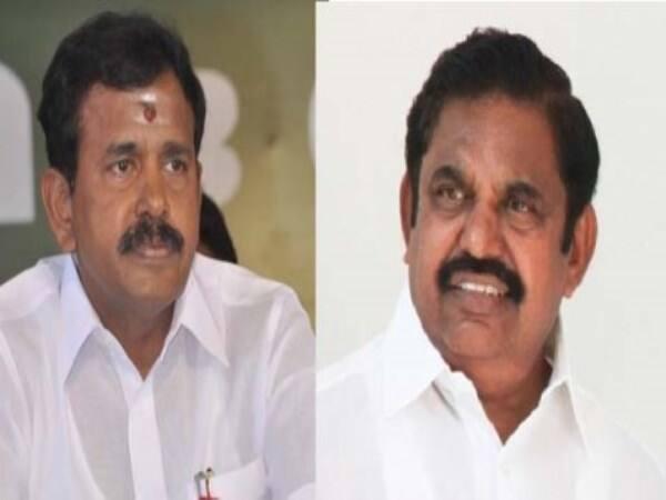 MLA thoppu Venkatasalam resign from AIADMK