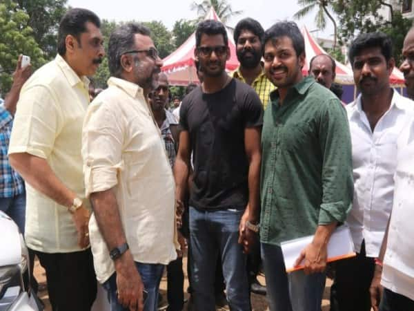 actor karthi speaks agains nadigar sangam elections