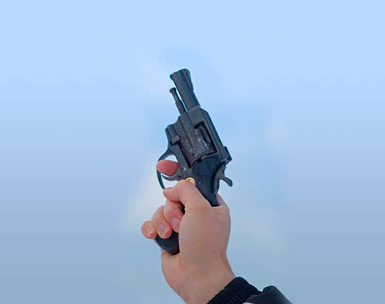 Uttar Pradesh Photojournalist BJP MLA Hathras RSS Shastra Puja firing