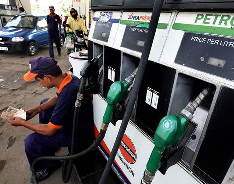 petrol price  decreases in gujarath state