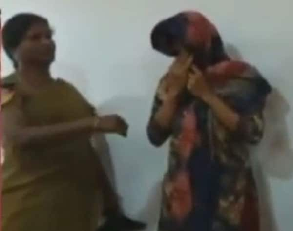 Woman and her paramour arrested for Killing Husband