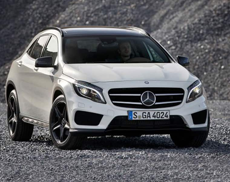 New Mercedes-Benz GLA prices hiked