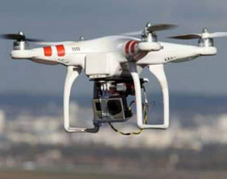 IN INDIA NOW COMPANIES CAN USE DRONE TO DO WORK