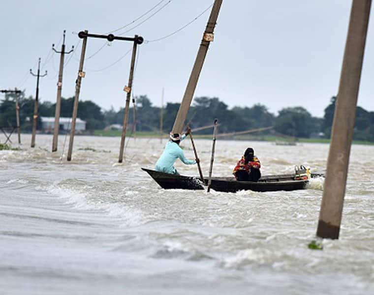 Kerala on red alert as flash floods claim more than 50 lives in Assam, Bihar