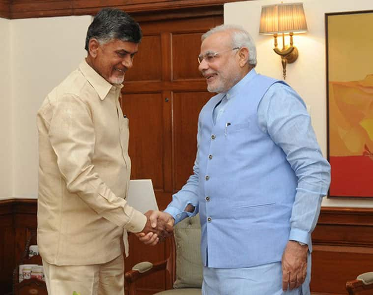 Why modi kept naidu away from new council