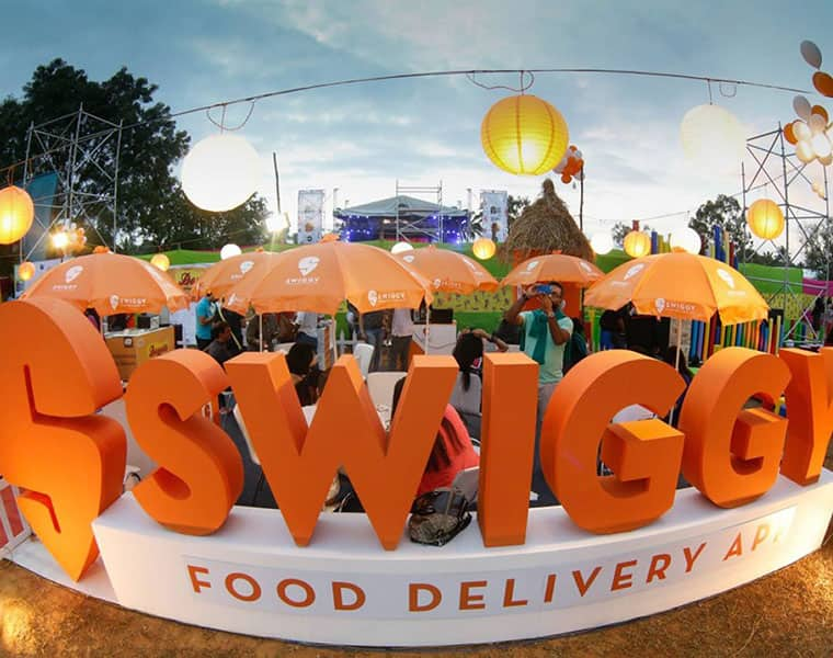 SoftBank looking to bet on food delivary company Swiggy, to invest $450 million
