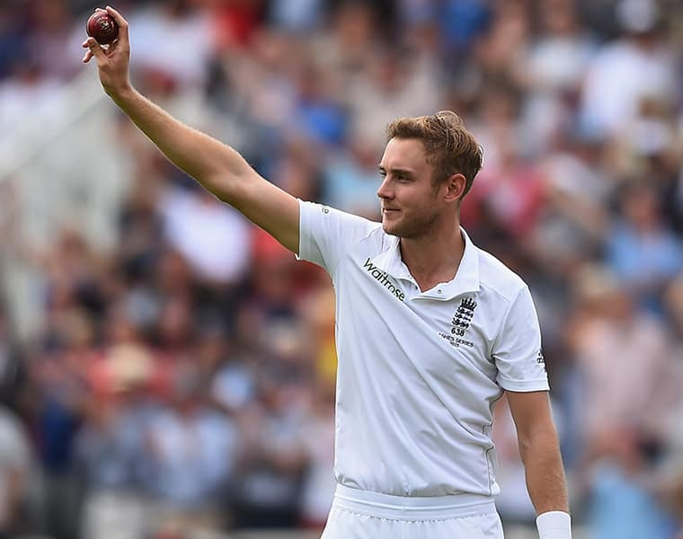 India vs England: Unrealistic to expect seamers to play all five Tests, says Stuart Broad