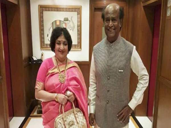 Latha Rajinikanth has not been paid for 13 months salary for workers issue