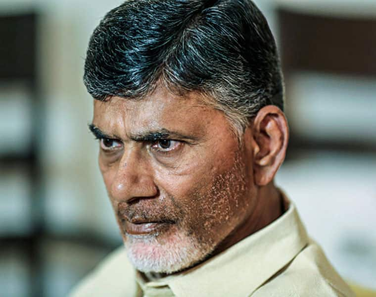 Youth arrested for posting comments on Chandrababu
