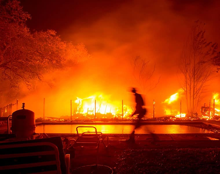 California wildfires: Deadly flames scorching homes, land and budget