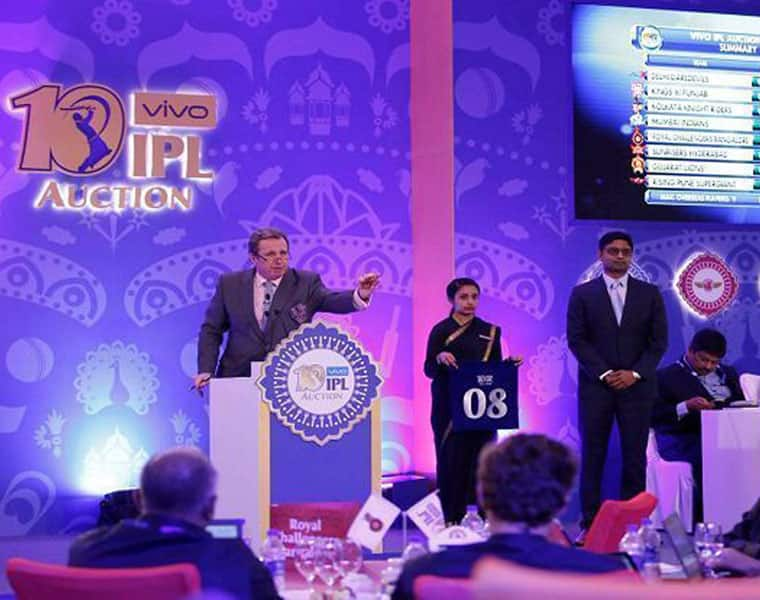 ipl 12th season auction to be held in jaipur on december 18