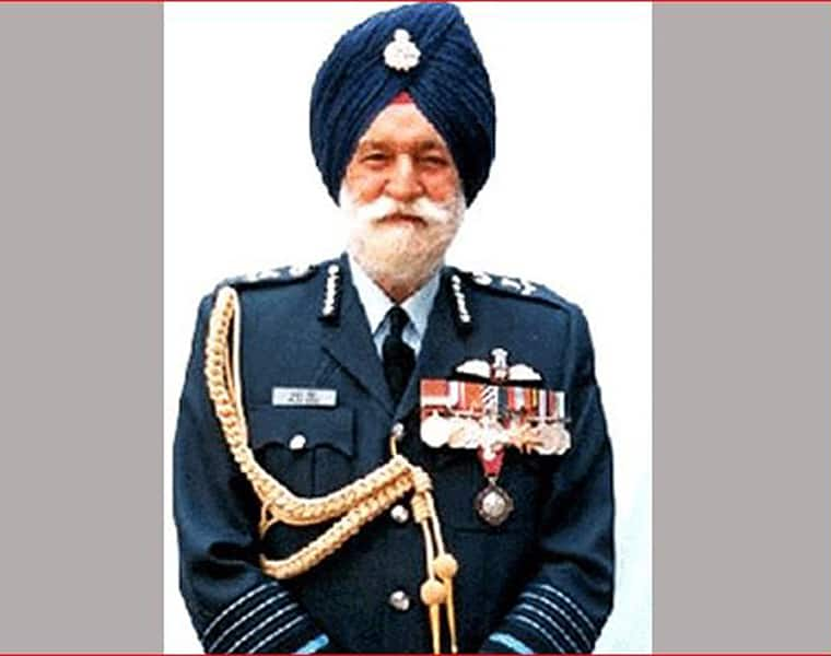 Arjan Singh: India's most decorated air warrior who marshalled IAF in routing Pakistan
