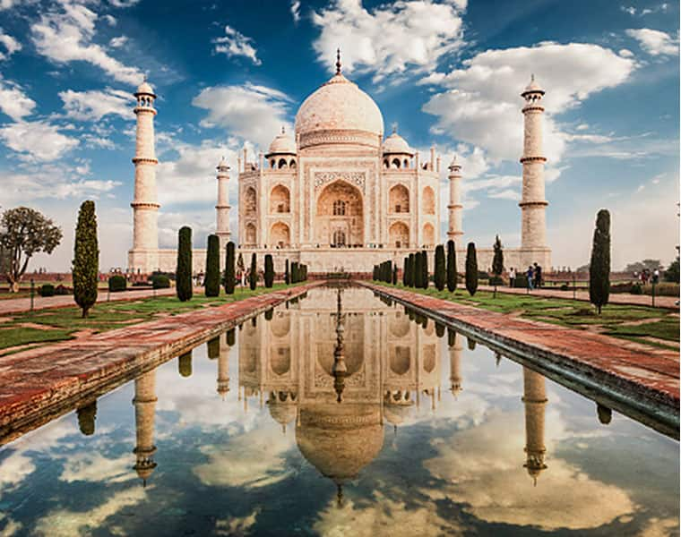 Taj Mahal finds place of pride in UP govts 2018 calendar