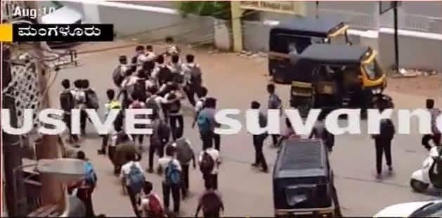 Group of students beat up classmate in Mangaluru Photos