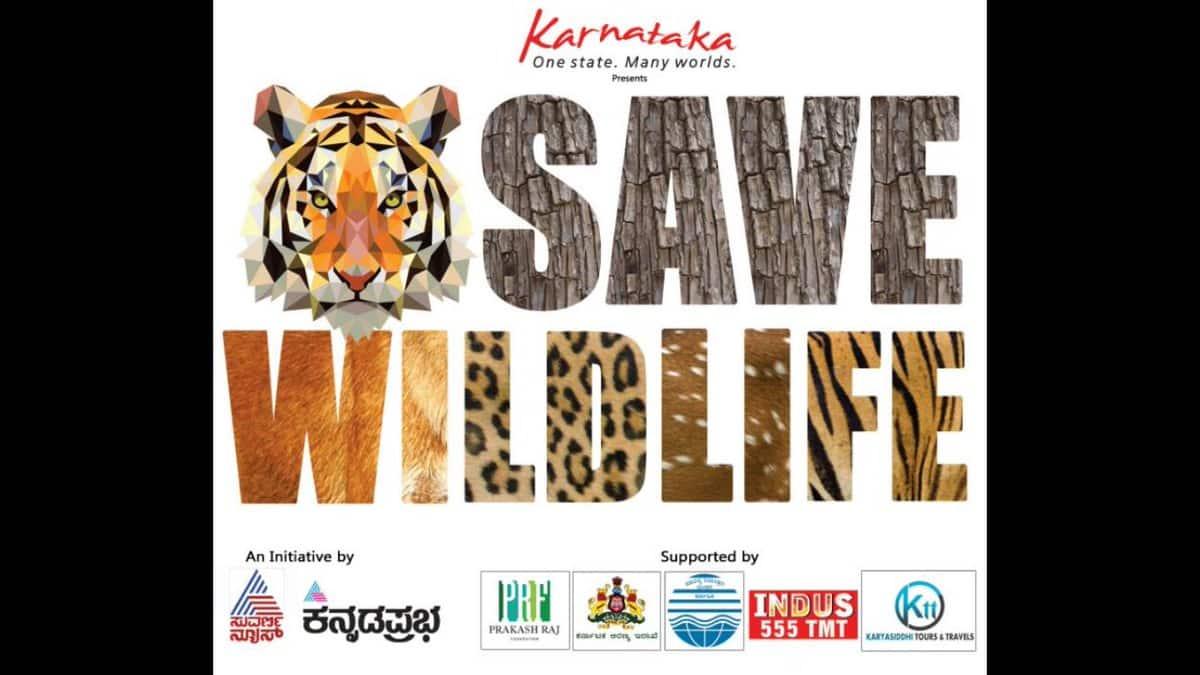 CM Inaugurates Wildlife Protection Campaign