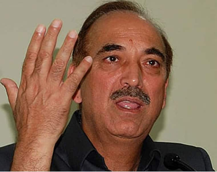 Anyone Questioning BJP is dubbed as Anti National or Pakistani Says Azad