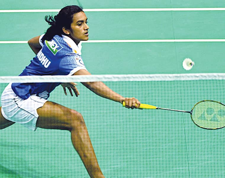 Badminton World Championships Sindhu Faces A Battle With Self Marin in Final