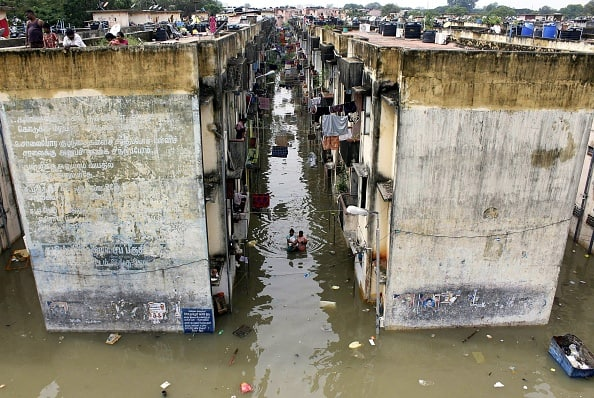 Mumbai floods Two years on is Chennai ready for tackling another one