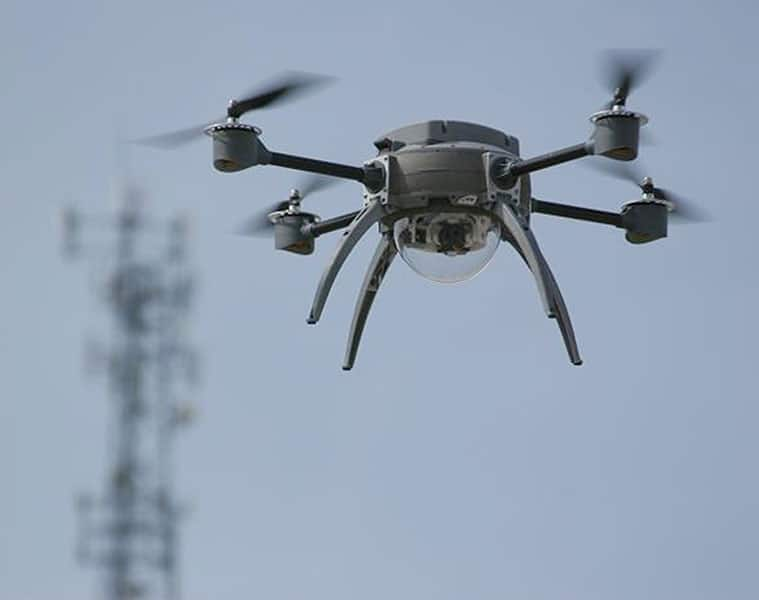 Flying Drone To Be Legal In India From December, Ban On Use For Delivery