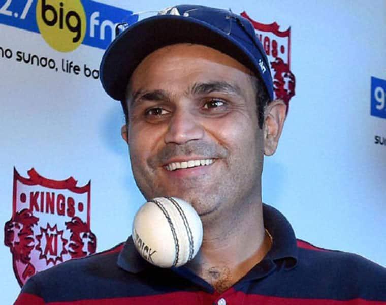 Virender Sehwag Birthday Harbhajan Singh Praful Patel wished Viru on Twitter