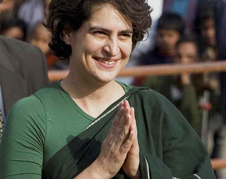 Congress makes Priyanka Gandhi general secretary shifting balance power