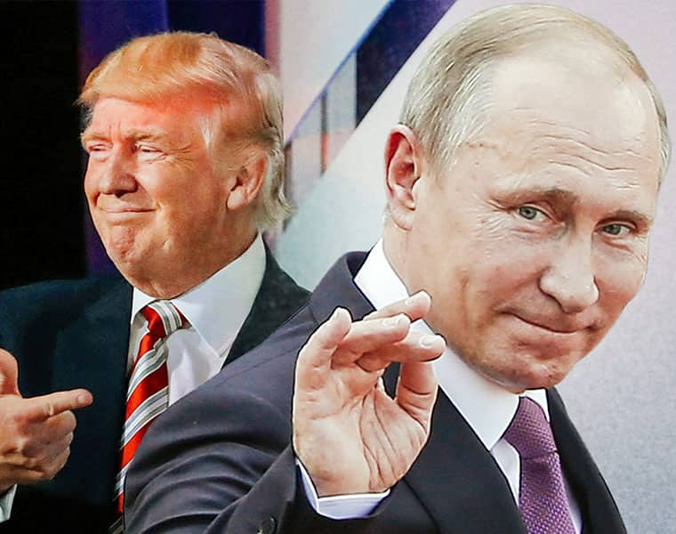 After backlash, Trump says he holds Putin personally responsible for election meddling