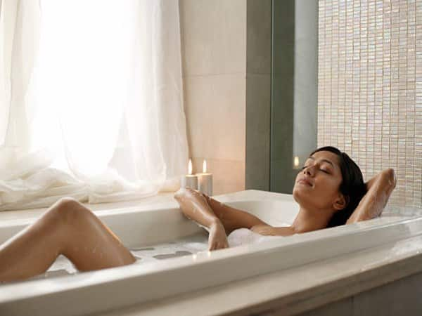 hot water bath harmful of our body know how