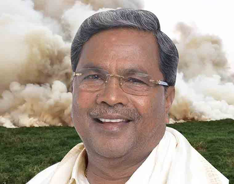 Human blood flows in my body in Eshwarappas body ghosts blood is flowing says Siddaramaiah