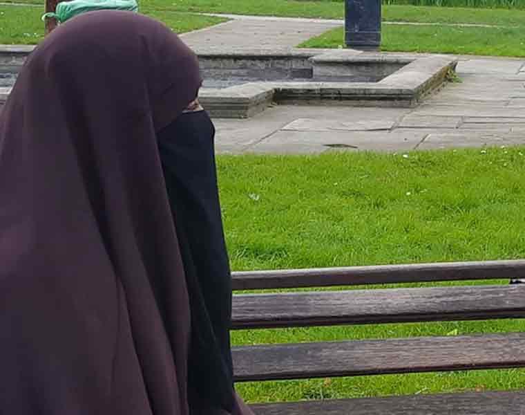 burqa Conservative Party UK gag order Boris Johnson Brexit Muslim Alistair Burt