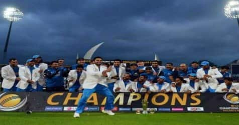 This day that year: India beat England in thrilling final to claim 2nd Champions Trophy title in 2013