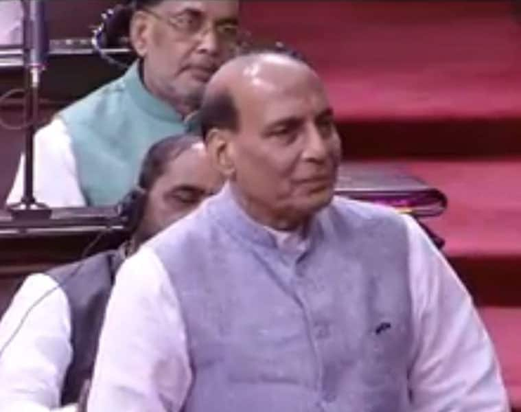 rafael is misguiding the people on a war aircraft deal rajnath singh