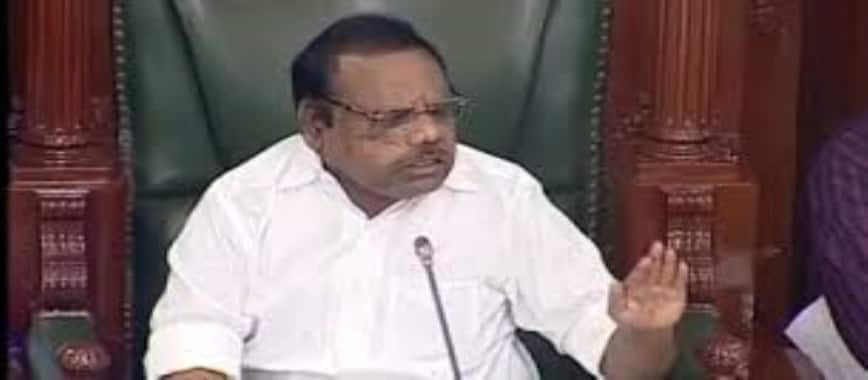 Mourning the MLA, which cut the speaker's hand