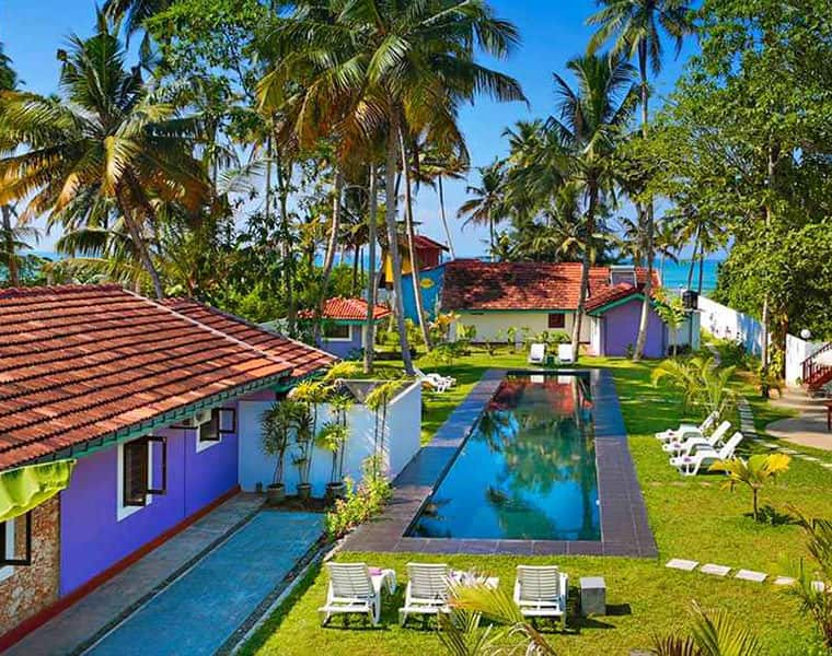 No booking in resort and home stay in mangalore