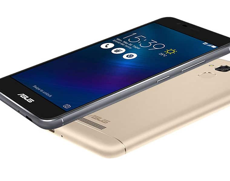 Asus Zenfone 3 Max With 4100mAh battery