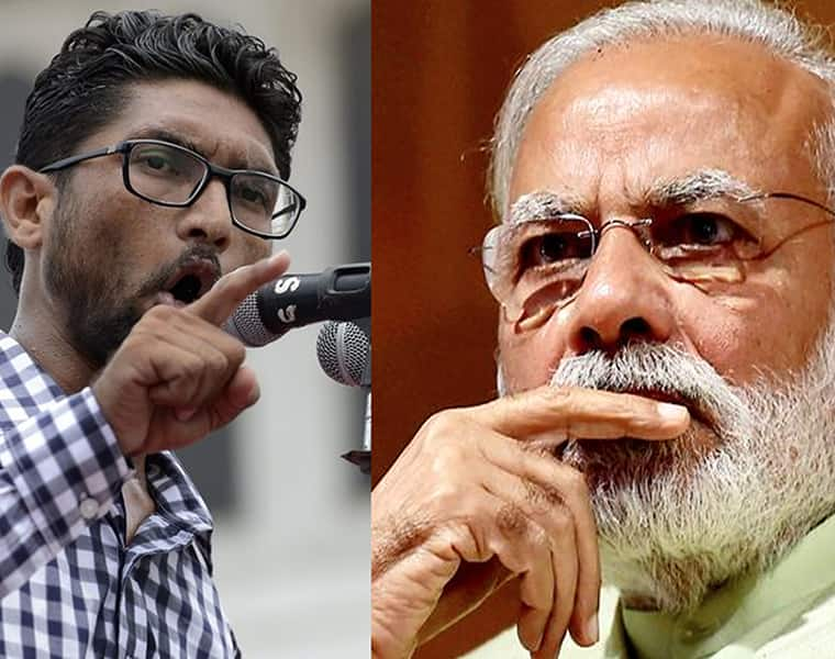 Election 2018: jignesh-mevani-attacks-pm-narendra-modi-by-demeaning-tweet