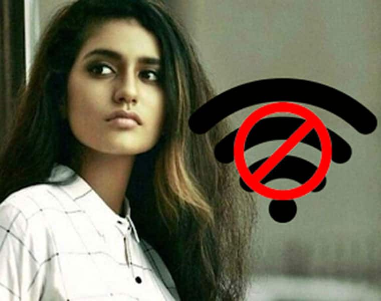 Despite having 5mn followers Priya Prakash Varrier depends on her Amma and Appa for the internet